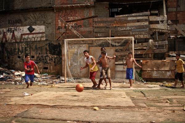 """Diversidade social, cultural e futebolística: as diferentes """"caras"""" do futebol    (1/2)"""