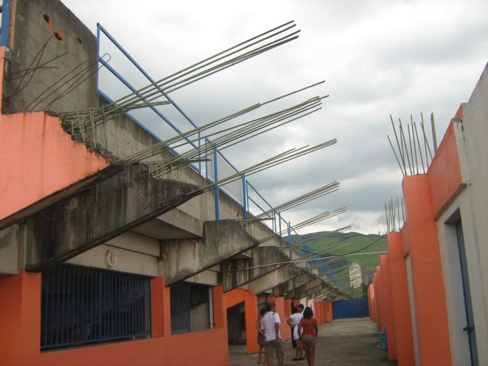Dos laranjais ao laranjão: futebol na Baixada Fluminense (2/6)