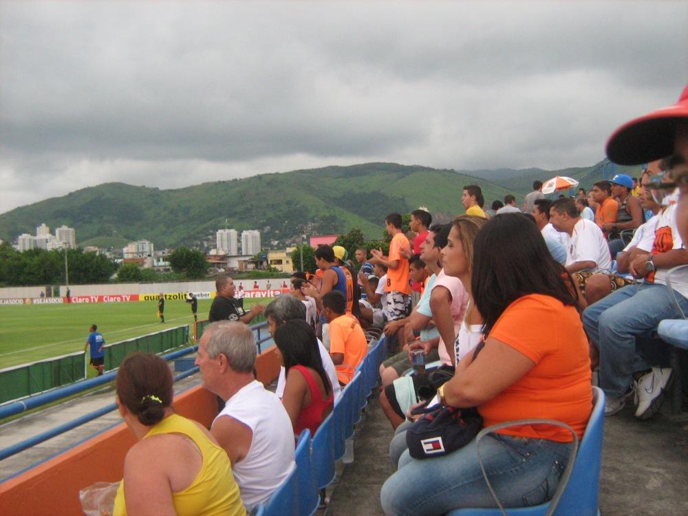 Dos laranjais ao laranjão: futebol na Baixada Fluminense (6/6)