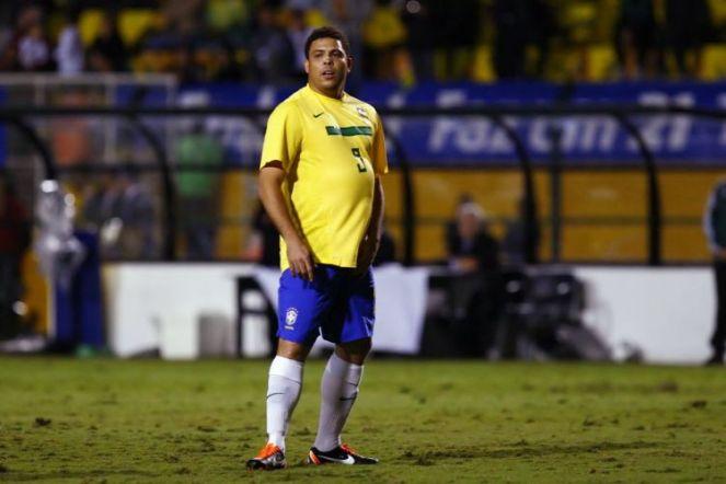 ronaldo gordo