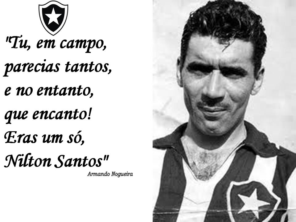 Hoje é o Dia do Botafogo