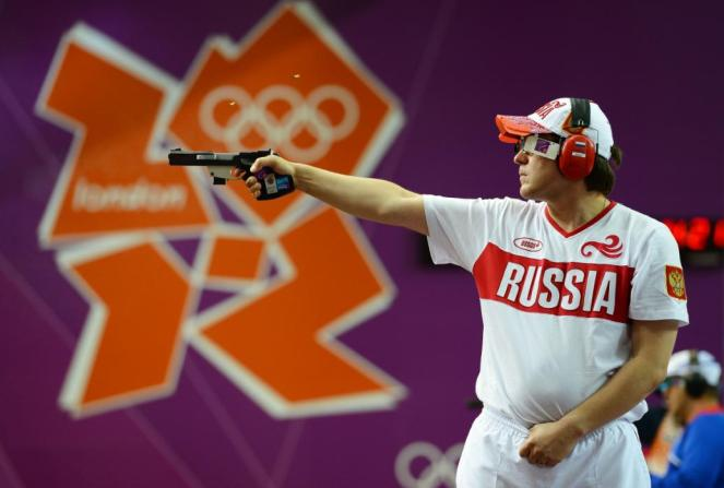 Olympics Day 7 - Shooting