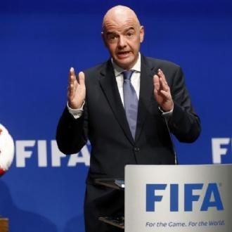 Ampliar a Copa do Mundo era um dos temas mais defendidos por Infantino desde sua candidatura à presidência da FIFA (Foto: Reuters)