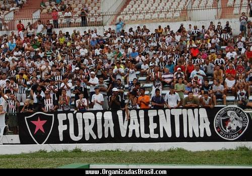 Torcida organizada do Botafogo-PB