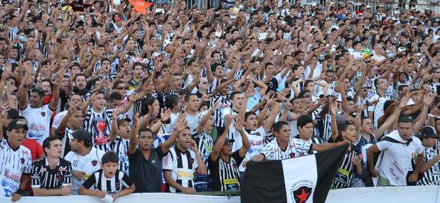 Torcida do Botafogo da Paraíba
